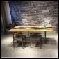 实木大板胡桃木 烘干薄板黑胡桃办公桌原生态家具咖啡桌厂家直销