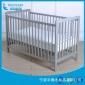 欧式实木宝宝婴儿床BB床儿童床高度可调安全环保出口品质代加工