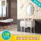 来样定制浴室柜YP-803大理石台面含镜柜代理厂家销售